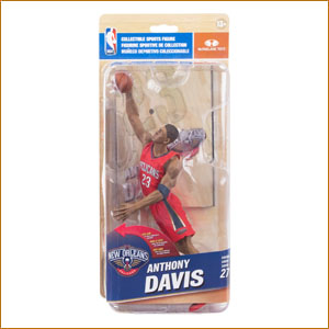 McFarlane NBA Sports Basketball Figure Series 27
