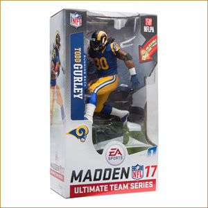 Madden NFL Sports Football Figure Series 1