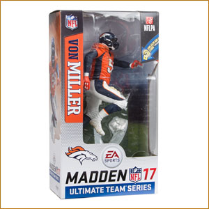 Madden NFL Sports Football Figure Series 2