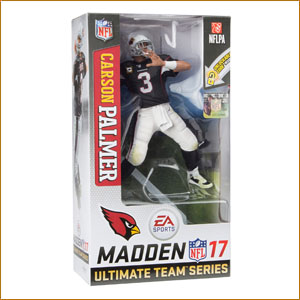 Madden NFL Sports Football Figure Series 3
