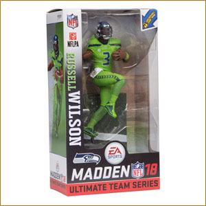 Madden NFL Sports Football Figure Series 4