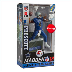 Madden NFL Sports Football Figure Series 5